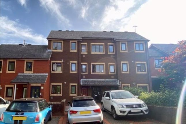 Thumbnail Flat for sale in St. Helens Close, St. Helens Road, Abergavenny