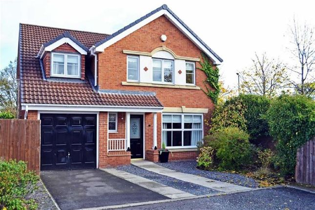 Thumbnail Detached house for sale in Loxton Square, Cramlington