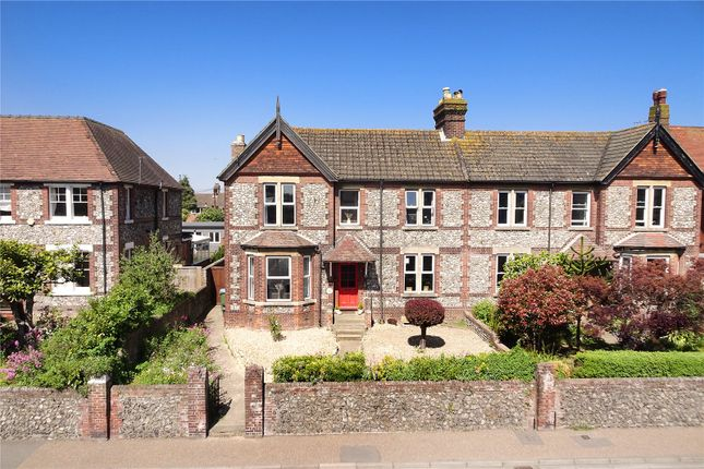 Thumbnail Semi-detached house for sale in Arundel Road, Littlehampton