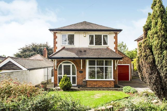 Thumbnail Detached house for sale in Quarry Hill Road, Ilkeston