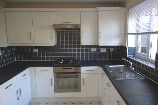 Thumbnail Detached house to rent in Trevorrow Crescent, Chesterfield