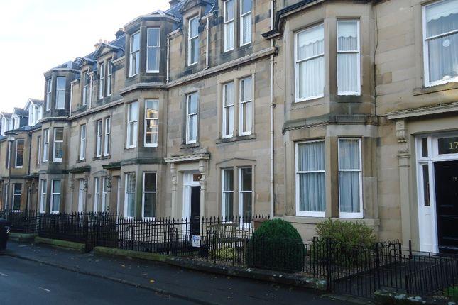 Thumbnail Flat to rent in Mentone Terrace, Grange, Edinburgh