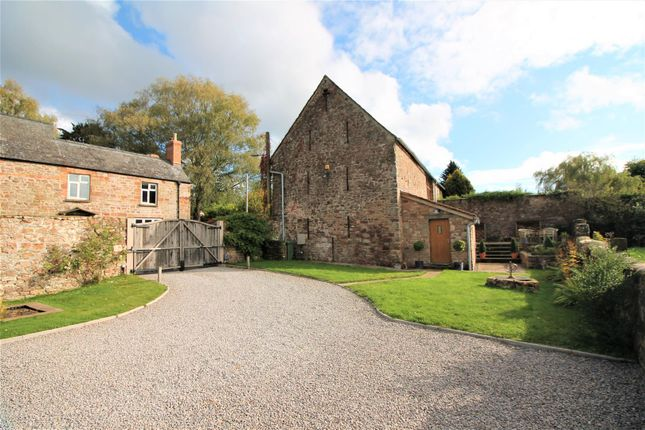 Thumbnail Barn conversion for sale in Newland, Coleford
