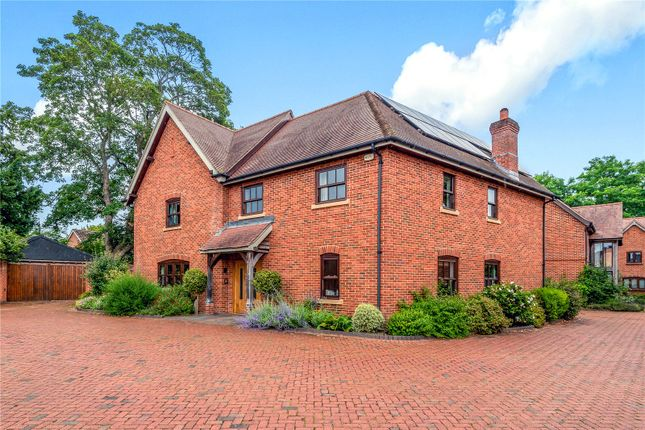Thumbnail Detached house for sale in Linden Gardens, Romsey, Hampshire