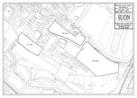 Thumbnail Land for sale in Whitting Valley Road, Old Whittington, Chesterfield