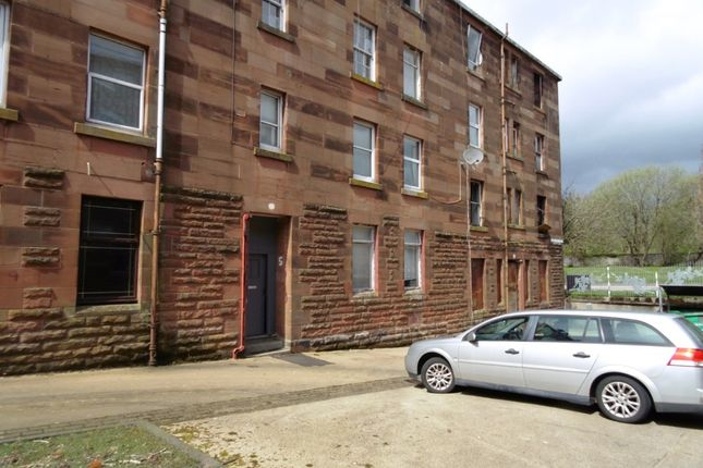 Flat for sale in Clune Park Street, Port Glasgow, Inverclyde