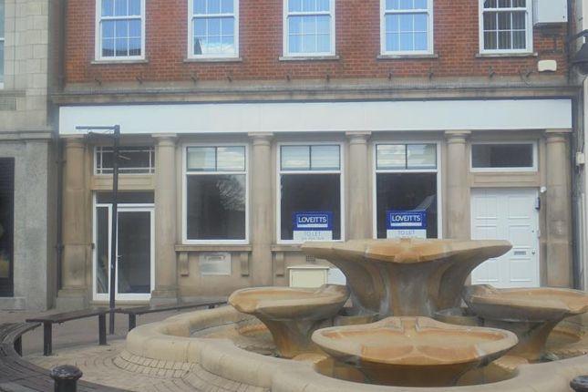 Thumbnail Retail premises to let in 25, Market Place, Nuneaton