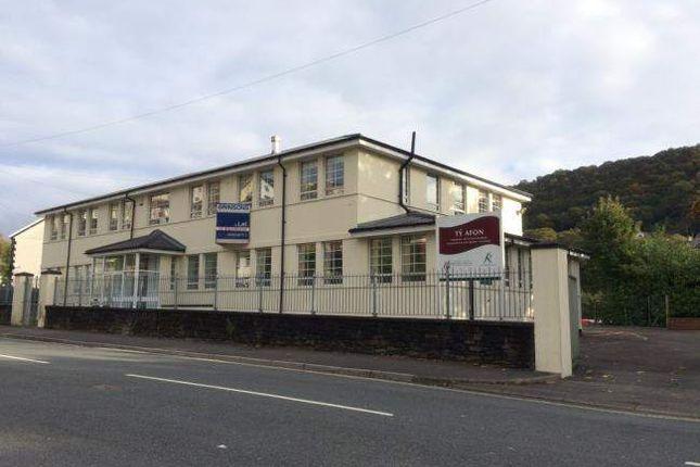 Thumbnail Office for sale in Aberrhondda Road, Porth, 0Ba, Porth