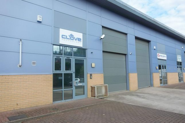 Thumbnail Warehouse to let in Unit 12, Branksome Business Park, Poole
