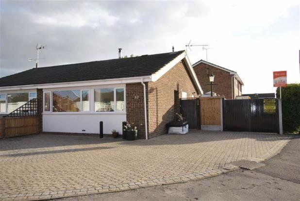 Thumbnail Semi-detached bungalow for sale in Dorset Gardens, Ashingdon, Rochford