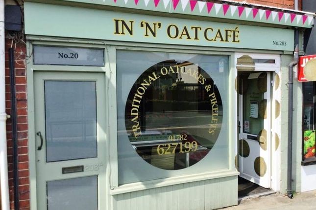 Restaurant/cafe for sale in 203 Liverpool Road, Newcastle-Under-Lyme