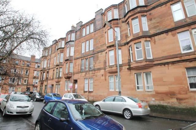 Thumbnail Flat to rent in Chapman Street, Glasgow