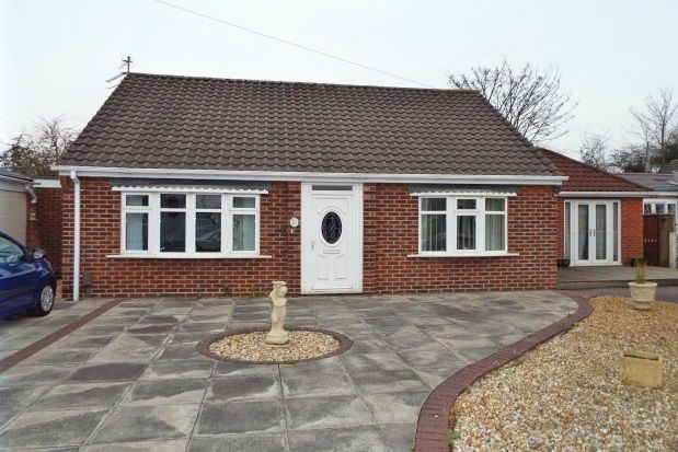 Thumbnail Bungalow to rent in Delery Drive, Padgate