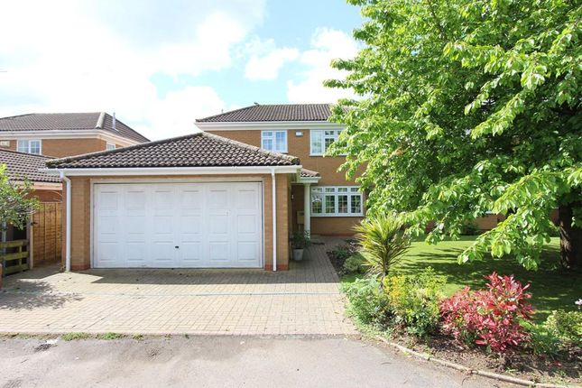 Thumbnail Detached house for sale in Lavender Close, Rugby
