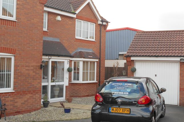 4 bed detached house for sale in Knights Close, Willenhall