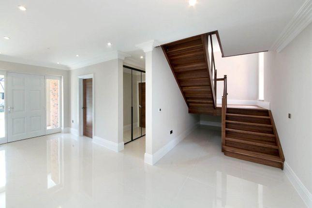 Hallway of Woodlands Glade, Beaconsfield, Bucks HP9