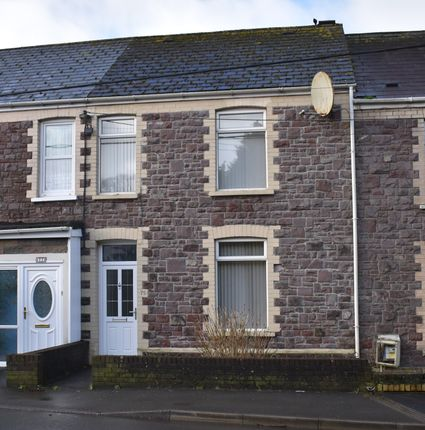 Thumbnail Terraced house for sale in Ammanford Road, Llandybie, Ammanford