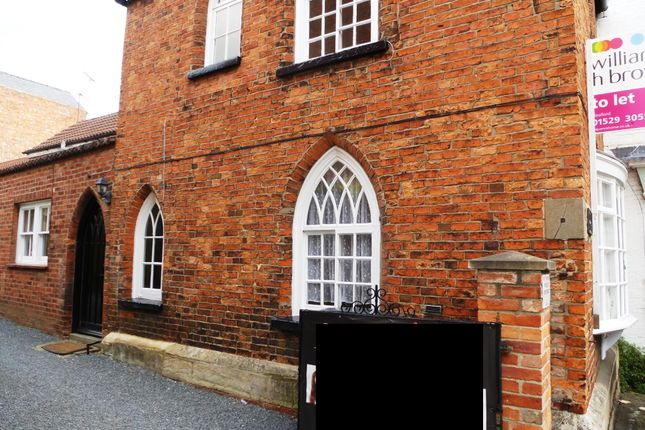 Thumbnail Property to rent in Westgate, Sleaford, Lincs