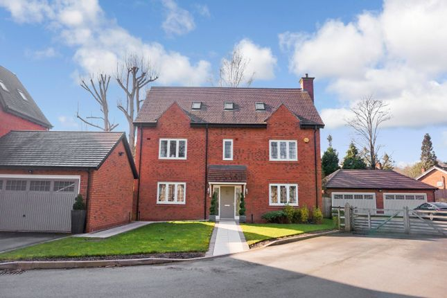 Thumbnail Detached house for sale in Grace Church Way, Sutton Coldfield