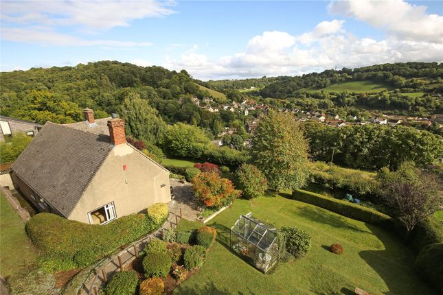 Thumbnail Detached bungalow for sale in Quarhouse, Brimscombe, Stroud, Gloucestershire