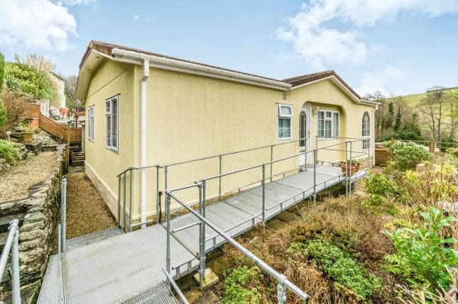 Thumbnail Bungalow for sale in Harrowbarrow, Callington, Cornwall