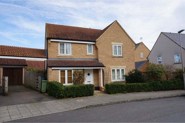 Thumbnail Detached house to rent in Hepburn Crescent, Milton Keynes