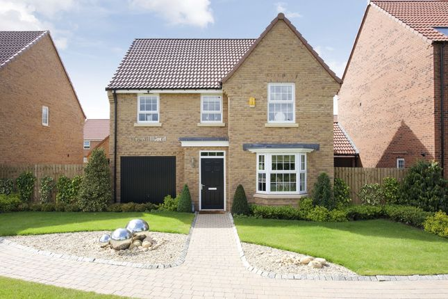 "Thumbnail Detached house for sale in ""Millford"" at Lowfield Road, Anlaby, Hull"