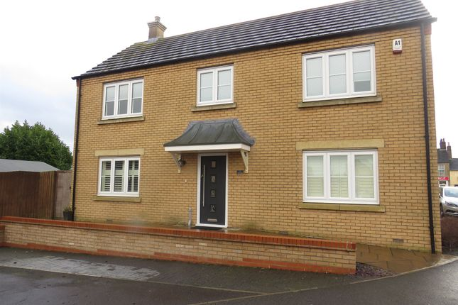 Thumbnail Detached house for sale in Bath Road, Eye, Peterborough