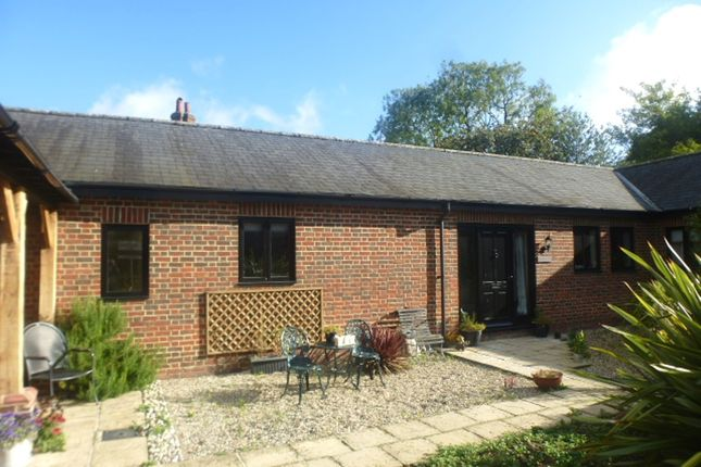 Thumbnail Bungalow for sale in Church End, Barley, Royston