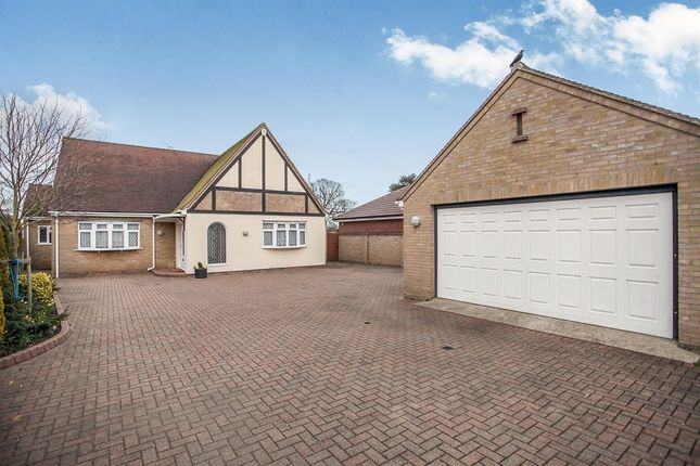 Thumbnail Bungalow for sale in Michael Stowe Drive, Ramsey, Harwich