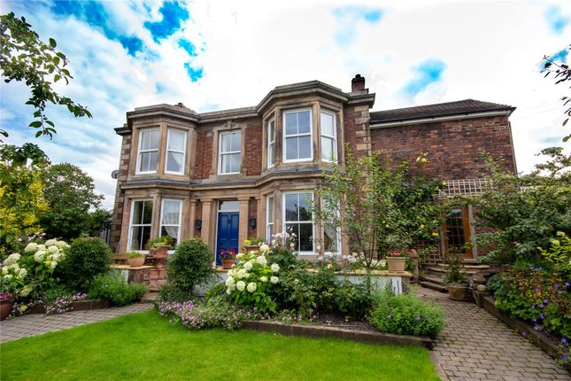 Thumbnail Detached house for sale in Carlton House, 49 Victoria Road, Carlisle, Cumbria