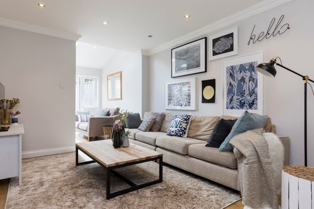 Thumbnail Terraced house to rent in Netherwood Street, London