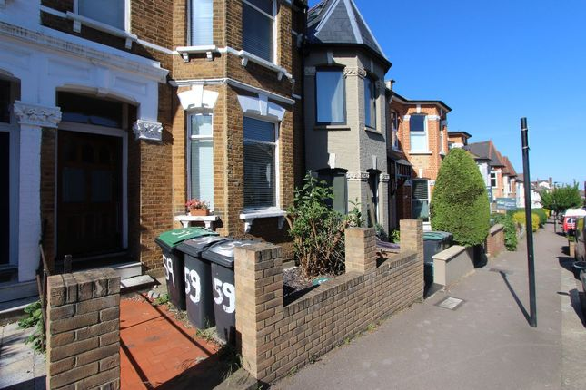 Thumbnail Terraced house to rent in Duckett Road, London
