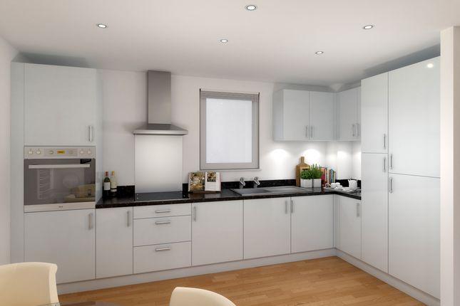 1 bedroom flat for sale in Brunel Way, Alcester Road, Stratford Upon Avon, West Midlands