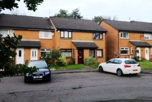 Thumbnail Terraced house to rent in Strathcona Gardens, Anniesland, Glasgow