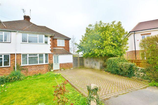 Thumbnail Semi-detached house to rent in Wayside Avenue, Bushey, Hertfordshire