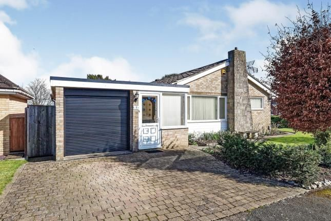 Thumbnail Bungalow for sale in Beechwood Close, Whitfield, Dover, Kent