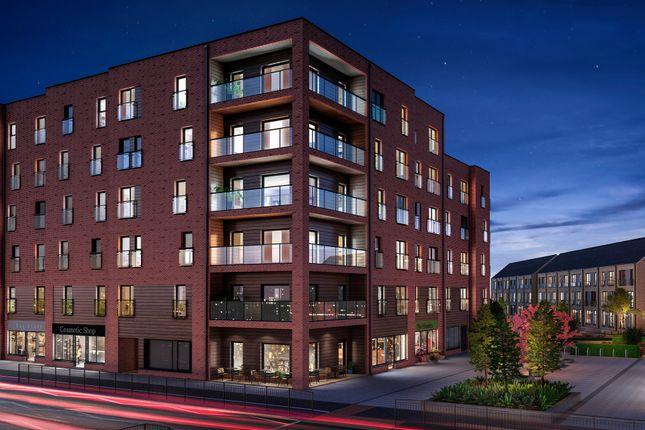 "3 bed flat for sale in ""Apartment H1"" at Ocean Drive, Edinburgh EH6"