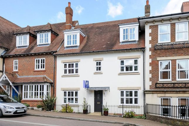 Thumbnail End terrace house to rent in Middle Village, Bolnore Village, Haywards Heath