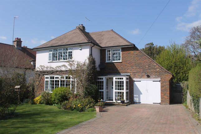 Thumbnail Detached house for sale in Gillham Wood Road, Bexhill-On-Sea