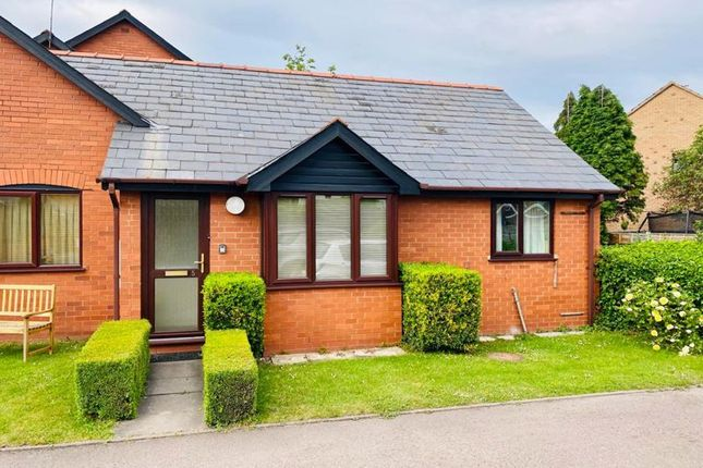 1 bed bungalow for sale in Grandstand Road, Hereford HR4