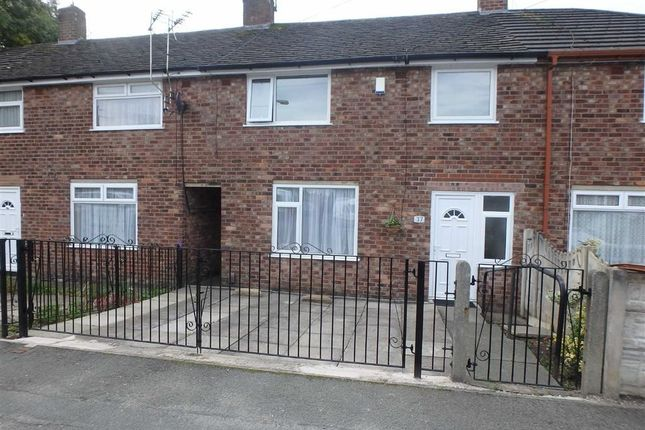 Thumbnail Town house for sale in Furness Avenue, St Helens, Merseyside