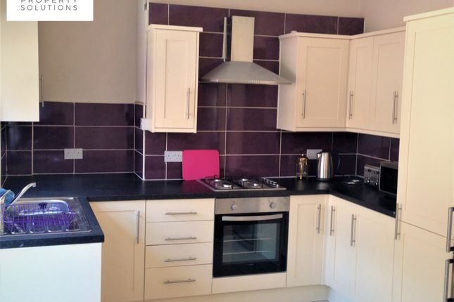 Thumbnail Terraced house to rent in Claremont Road, Liverpool, Merseyside