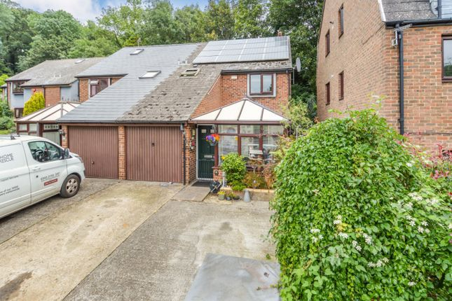 Thumbnail Semi-detached house for sale in Margetts Place, Lower Upnor, Rochester, Kent