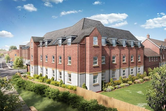 """2 bed flat for sale in """"Saxon House 2"""" at Hutton Close, Newbury RG14"""