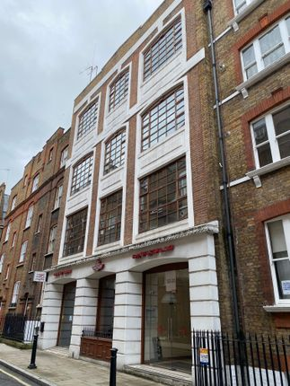 Thumbnail Office for sale in 32/33 Gosfield Street, Fitzrovia, London