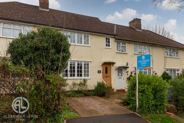 2 bed terraced house for sale in Ridge Avenue, Letchworth Garden City SG6