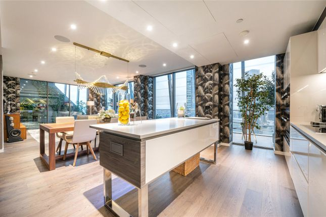 Thumbnail Flat for sale in Dollar Bay Point, 3 Dollar Bay Place, London