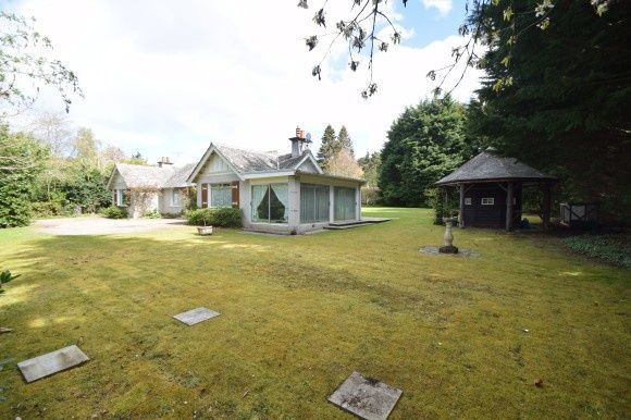 Thumbnail Detached house to rent in Island Bank Road, Inverness