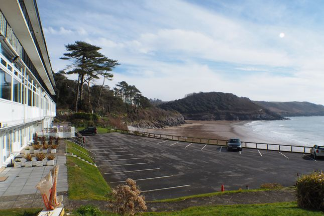 Thumbnail Flat for sale in Redcliffe Apartments, Caswell Bay